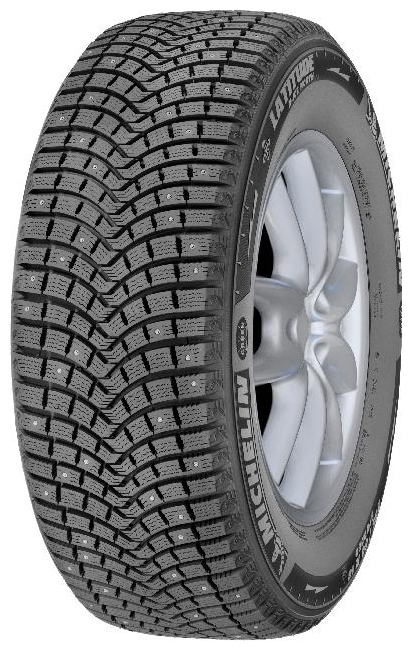 Michelin LATITUDE X ICE North 2 PLUS вид